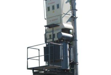 Столбовые комплектные трансформаторные подстанции (КТПС)